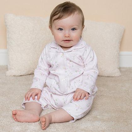 Emile Et Rose- Pink Floral Print Pyjamas