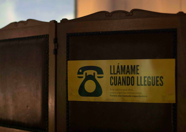Estación Recuerdo _ Foto de Micaela Portillo