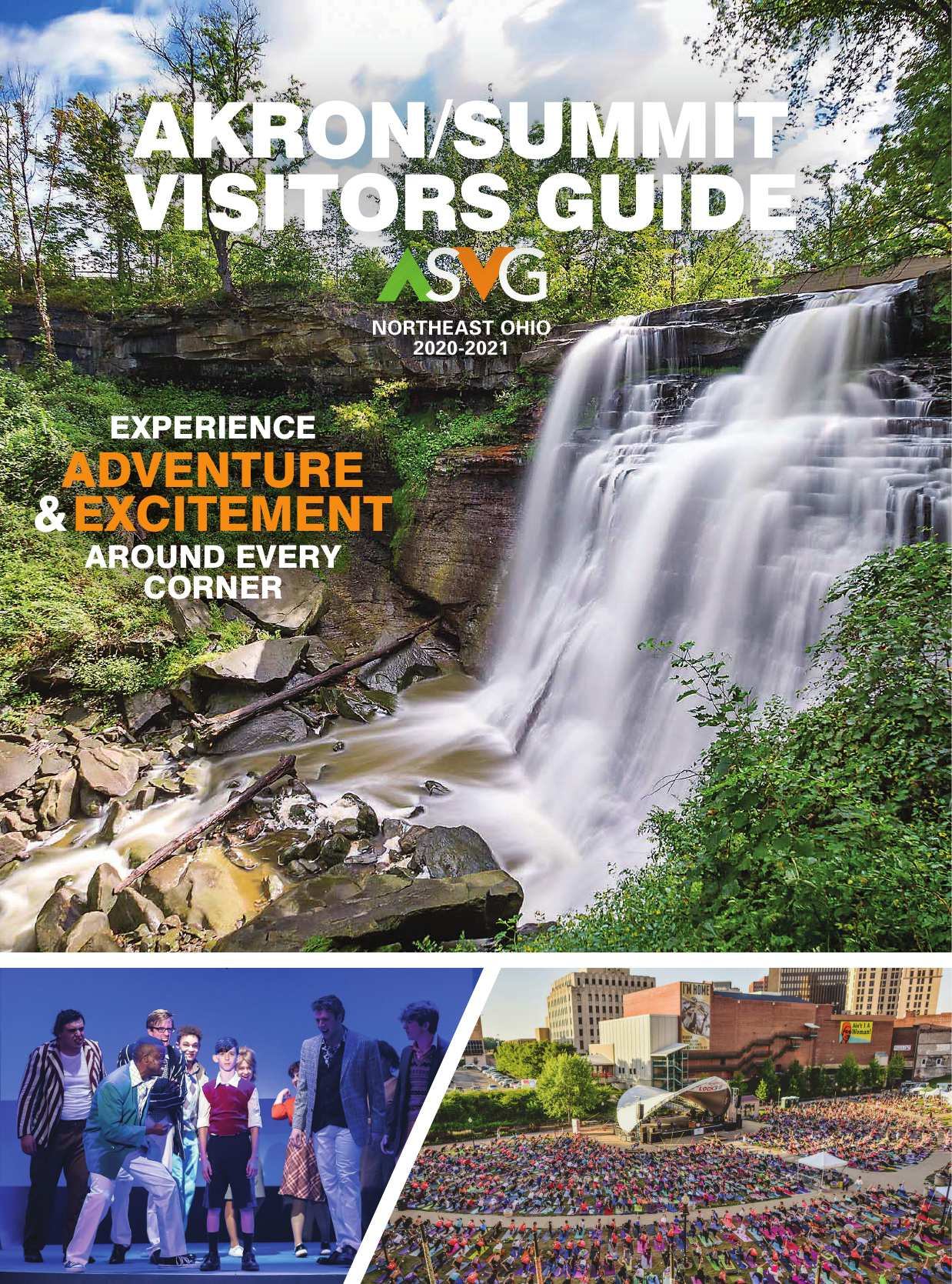 Akron/Summit Visitors Guide