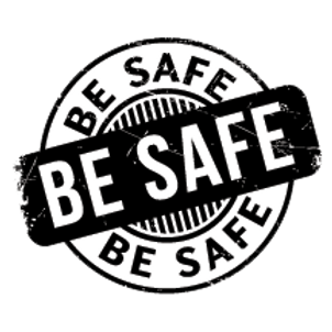 ## BE SAFE ICON.png