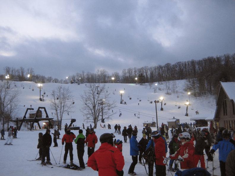 Boston Mills/Brandywine Ski Resort