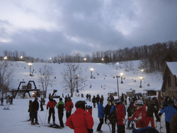 Boston Mills/Brandywine Ski Resort