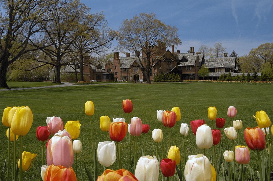 Stan Hywet Hall & Gardens