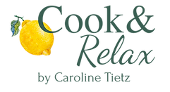 Logo_Cook & Relax by Caroline Tietz