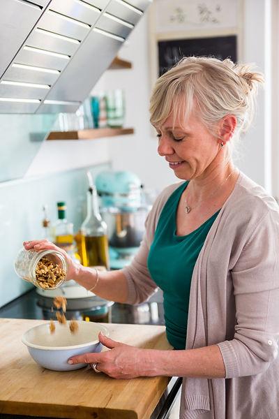 Caroline Tietz Cook&Relax, Ernährungsberatung und Lifecoach in Ingolstadt, Bayern Kochkurs
