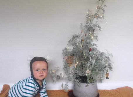 Snowy the Christmas tree...