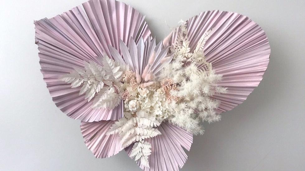 Bloom wall piece