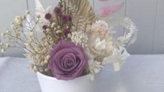 Petite boho lilac