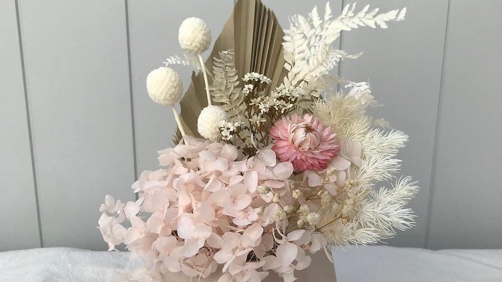 Sweet little boho blooms