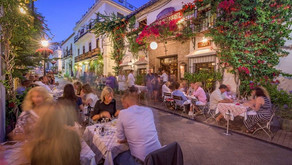 Most Romantic Restaurants in Marbella