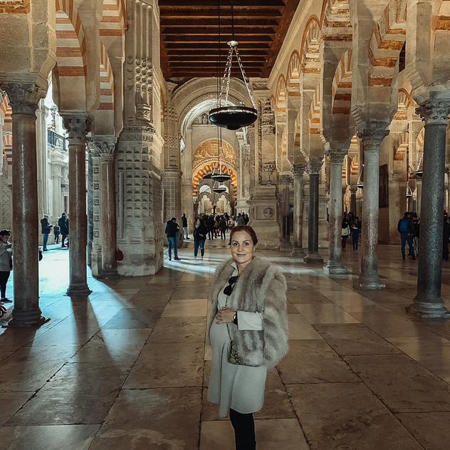 Mezquita Cordoba Cathedral Photos Blog2.