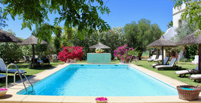 Weekend at Hacienda de San Rafael Hotel, Seville