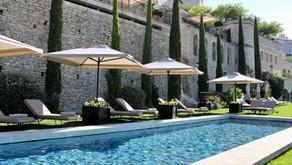 Provence Holiday #2: Lunch & Poolside at La Bastide de Gordes
