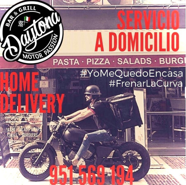 Daytona Marbella Home Food Delivery 1