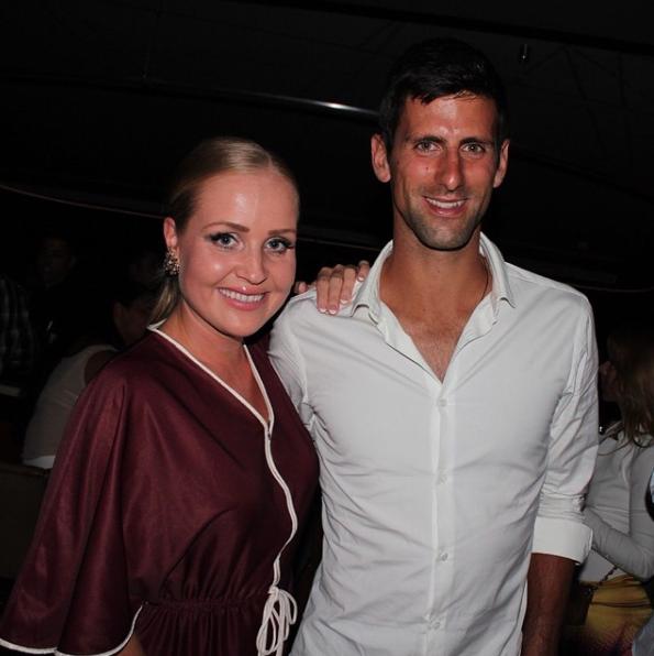 Novak Djokovic Marbella