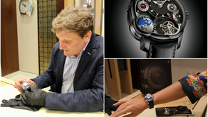 Meeting the Million-Dollar Watchmaker at Gomez & Molina VIP Cocktail during Marbella Luxury Week