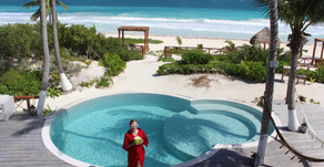 Mexico Blog #6: Playaakun Luxury Villa in Tulum