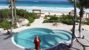 Mexico Blog #6: Playaakun Luxury Villa in Tulum