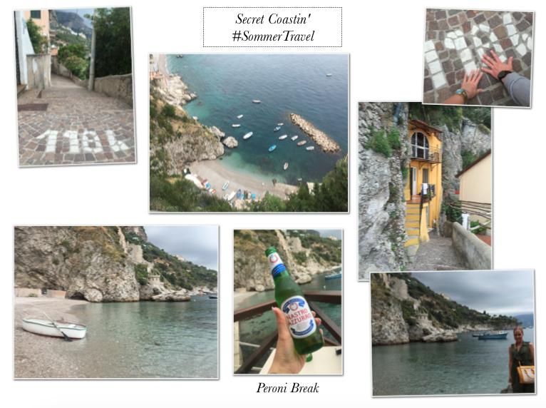 Amalfi Coast Italy Tene Sommer Blog