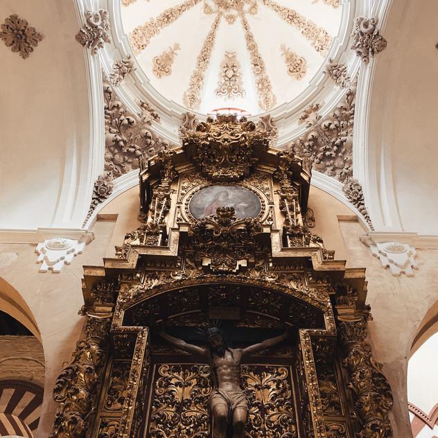 Mezquita Cordoba Cathedral Photos Blog22