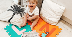 Amanda's Favorite Toys 6-12 Months