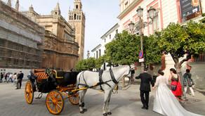 Seville: The Cathedral & Vintage Market