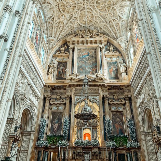 Mezquita Cordoba Cathedral Photos Blog30