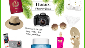 Thailand - Here comes Sommer!