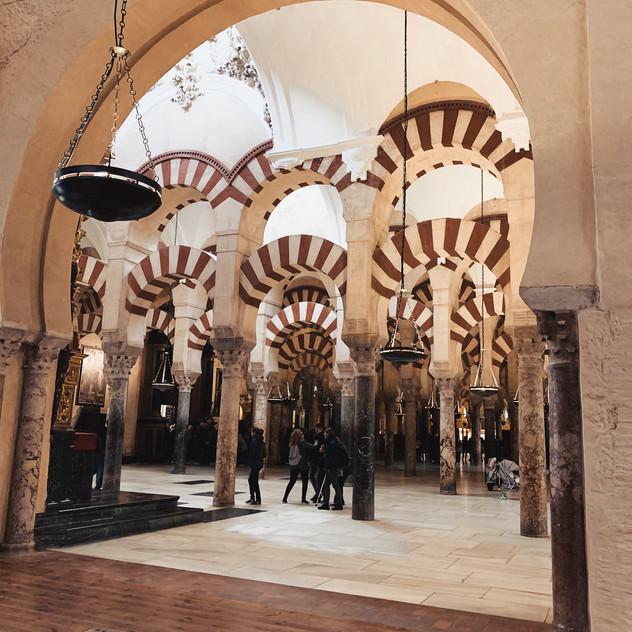 Mezquita Cordoba Cathedral Photos Blog25