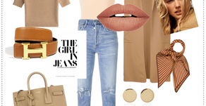 3 Chic Spring Jean Looks