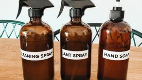 My Homemade Deodorant, Hand Soap & Toothpaste Recipes