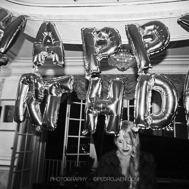 Tene Sommer Birthday Gatsby Marbella