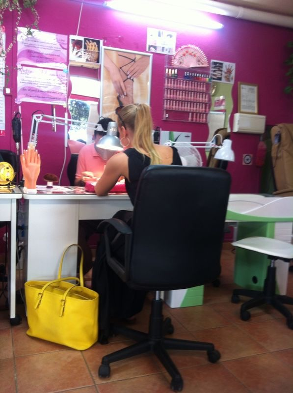 Where to do your nails in Marbella