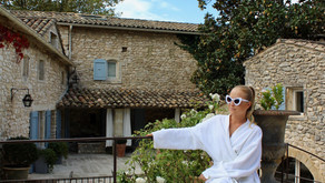 Provence Holiday #8: Wining Down by the Pool at La Bastide de Marie