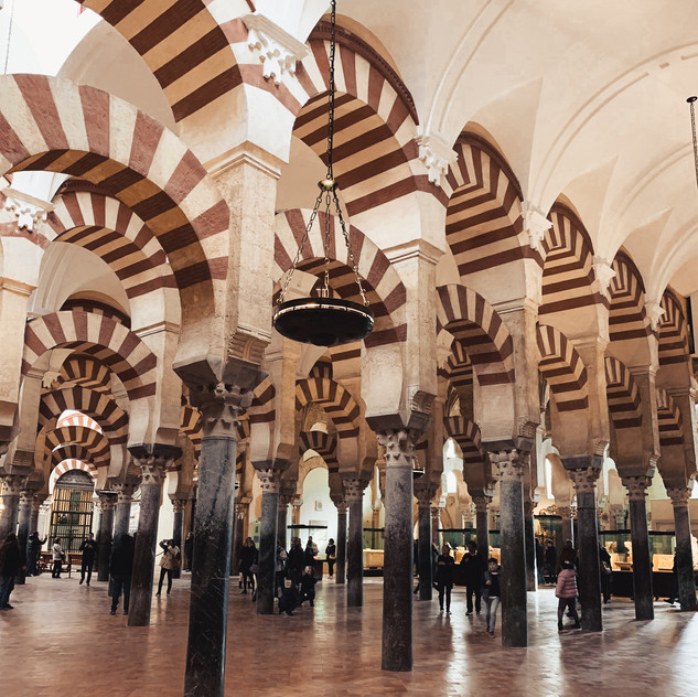 Mezquita Cordoba Cathedral Photos Blog26