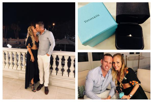 Tene Sommer Engagement Marbella