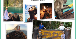 Thailand Travel Blog #4: Phi Phi Islands