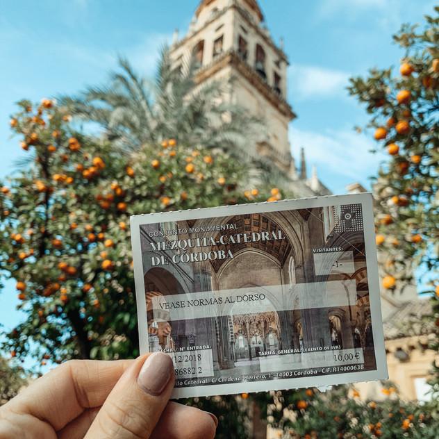 Mezquita Cordoba Cathedral Photos Blog12