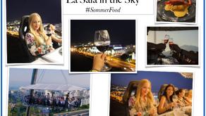 La Sala in the Sky in Marbella!
