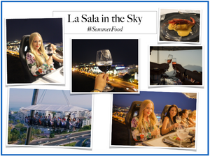 La Sala in the Sky Experience