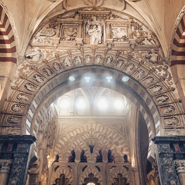 Mezquita Cordoba Cathedral Photos Blog19