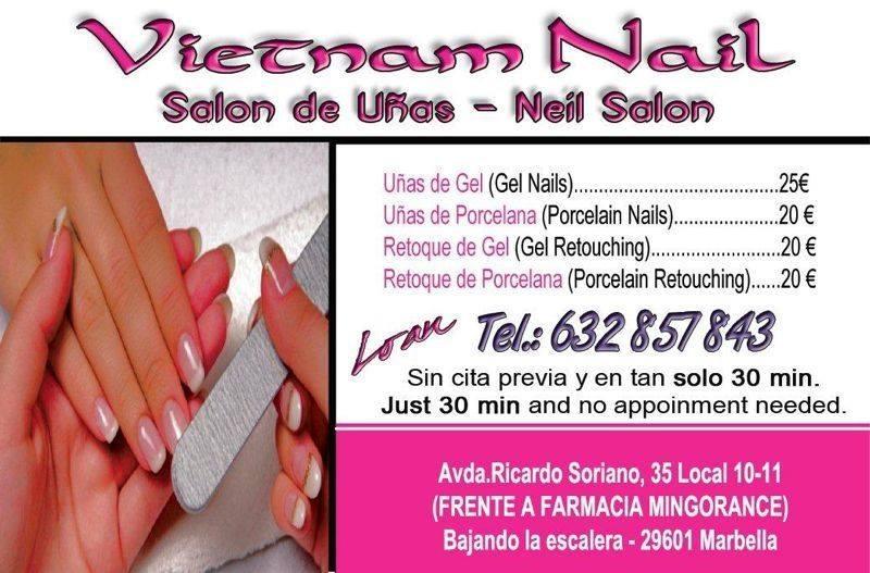 Marbella Vietnamese Nail Salon
