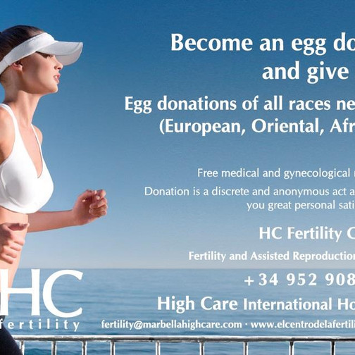 Marbella Egg Donation1