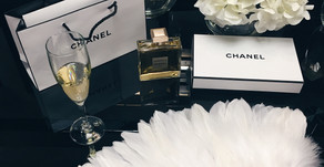 Presentation of Gabrielle Perfume by Chanel in El Corte Ingles Marbella