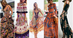 Boho Chic -  Everlasting Trend