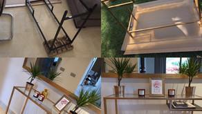 IKEA Vittsjo Hack: From Black to Gold
