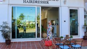 New Haircut at Geoffrey Lopilato Organic Hair Salon!