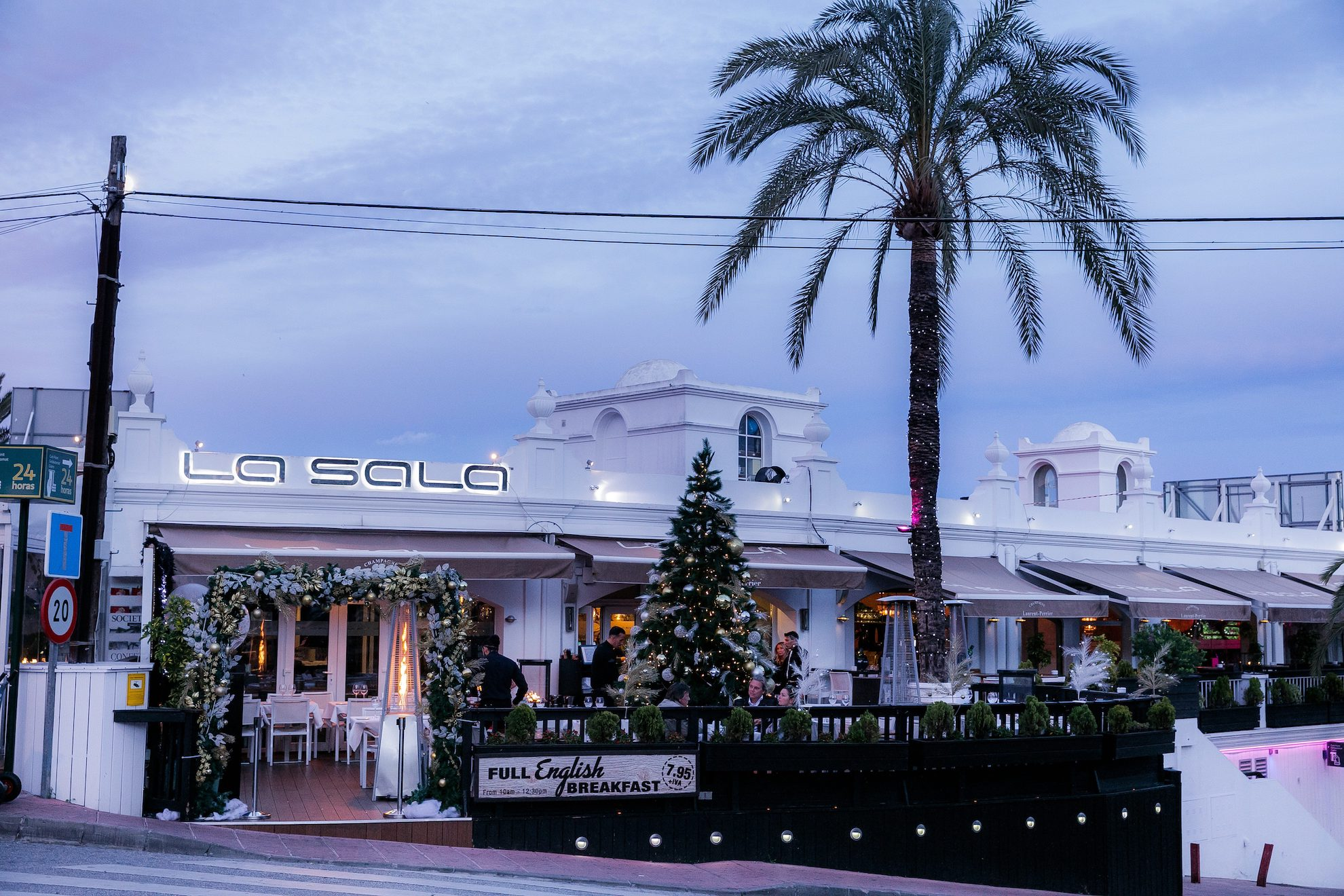 Marbella Christmas Decorations