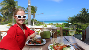 Mexico Blog #7: Wining & Dining at Playaakun, Tulum
