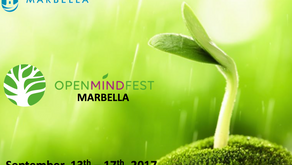 First time in Marbella: OpenMindFest International Charity Festival 13th – 17th September